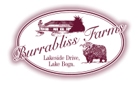 Burrabliss Luxury Bed and Breakfast Logo